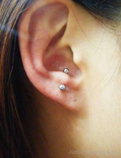 Image result for anti tragus piercing