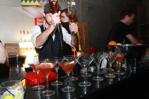 Stolen Rum Launch Party