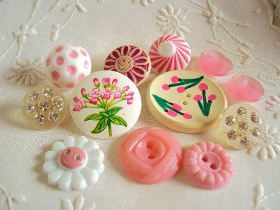 Pretty, pretty buttons x