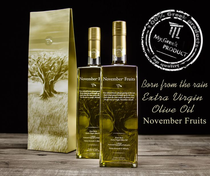 Born from the rain... Special gourmet extra virgin Olive oil November fruits... Born by the juice of a fruit that Nature chose to ripe in the middle of autumn, the olive fruit.  http://goo.gl/fN95LK #oliveoil #onlineshopping #olives #greekproducts #grocery #gourmet #greekproducts