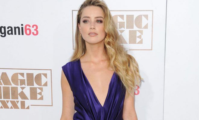 Amber Heard talks about being bisexual
