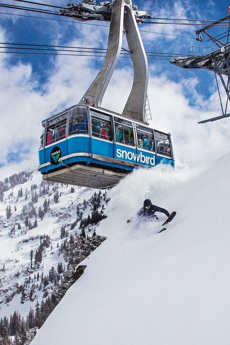 Resort Guide 2015   Where to ski in the West   Best Ski Resorts   SKI Magazine