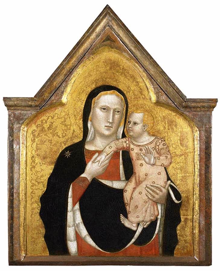 Charles Fonseca: Andrea di Nerio. Pintura