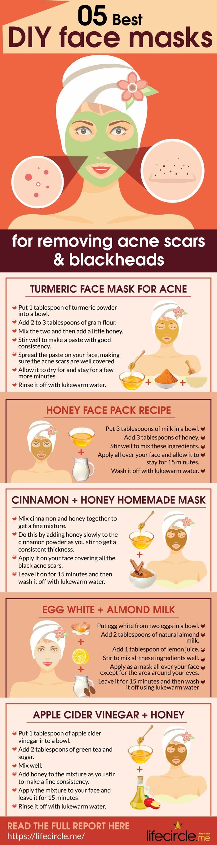 10 Best Face Masks for Acne Scars – Drugstore & DIY