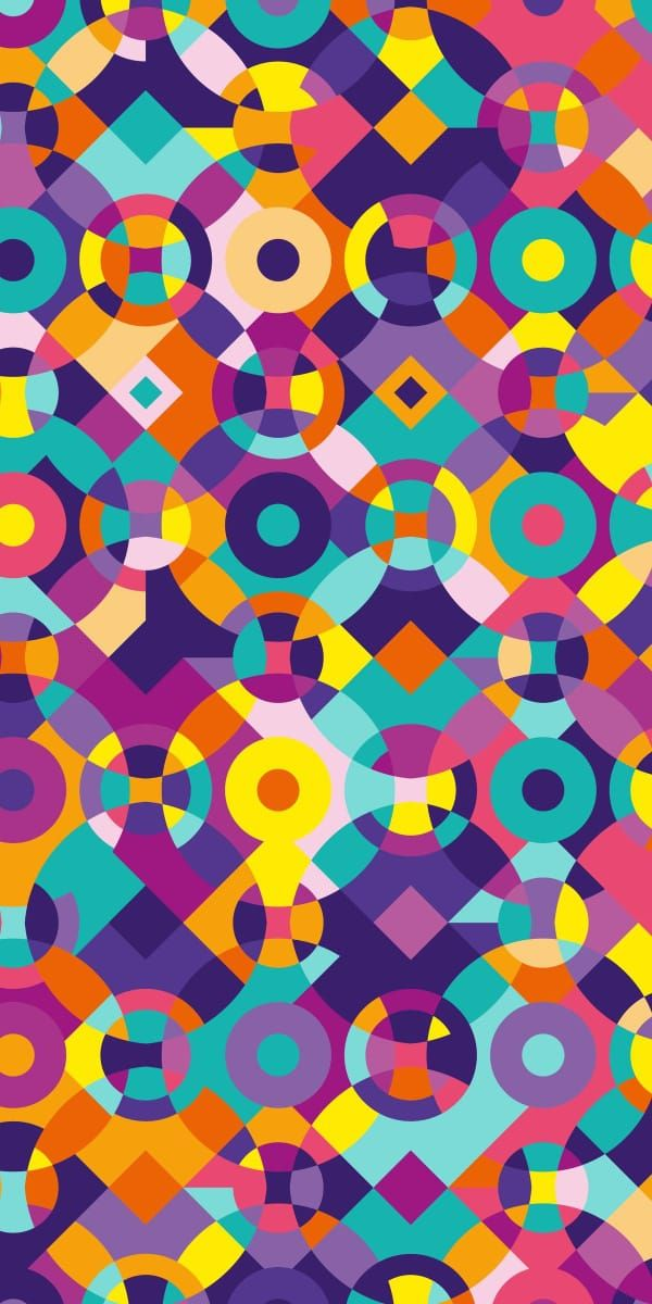 Pin By Digital D On Design Cool Wallpapers For Phones Geometric Art Pattern Wallpaper