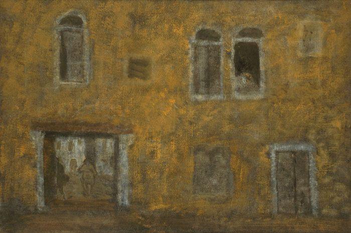 ,façade à Venise, Zoran Music