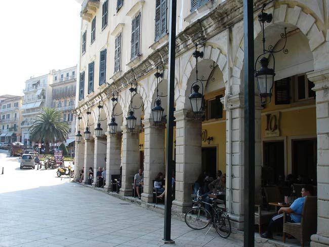 Korfu - Stolica Korfu