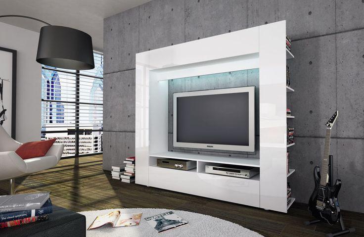 MEDIA STAR meblościanka / szafka tv 5 kolorów - sklep meblowy
