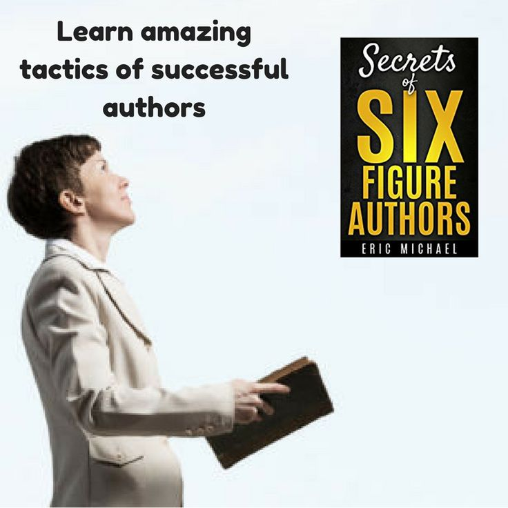Learn and apply the ten principles that define successful authors are discussed. Order now Secrets of Six-Figure Authors. http://amzn.to/2diLbb5  #Income #HomeBusiness #Business #Amazon #AmazonSellerAcademy #FBA #Amazongold #special #book #thriftwars #internet #sales #treasure #amazon #understand #information #profits #procedures