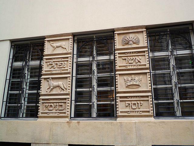Hidden Treasures of Budapest: Jewish Quarter synagogue
