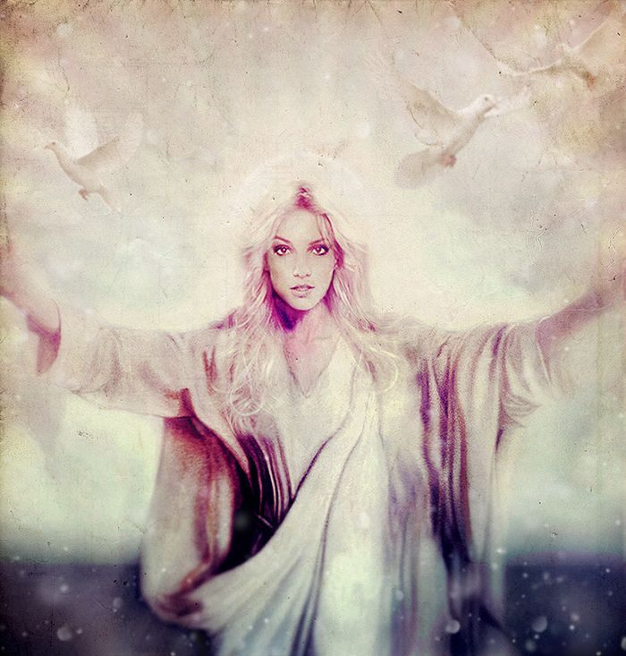 The Resurrection of Britney by chelloveck.deviantart.com