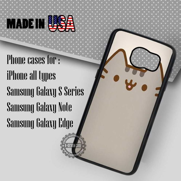 Samsung Galaxy S6 Case - Cat Cute Vector Funny - Samsung Galaxy Cover #SamsungS6 #GalaxyS6 #art