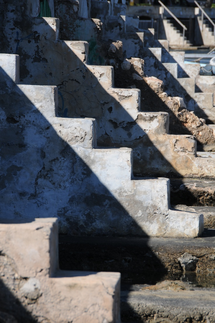 Escaleras barracas