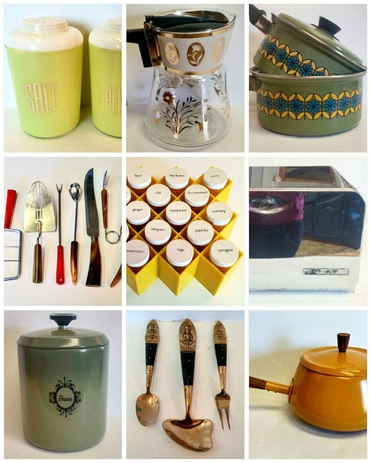 #VintageKitchen Blow Out! This week only... 10% off ALL Fixed Price Listings! Go ahead... Satisfy your inner #housewife �� http://stores.ebay.com/cutebutes #daylightsavings #sale #vintage  #kitchenware #enamelcookware #breadbox #piesafe #bakelite #spicerack #saltandpeppershakers #coffee #carafe #buddah #seafood #daviddouglas #flowerchild #copco #lincoln #canisters #culinary #cutlery #loma #midcentury #yellow #green #kitchen…