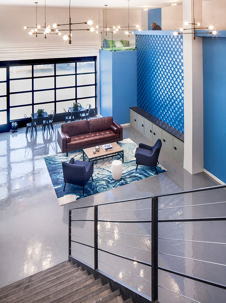 This Tech Startups Office Pays Homage To Its Storied History Read More On Lights Online