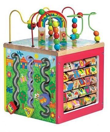 regalos para niña de 1 año didactico
