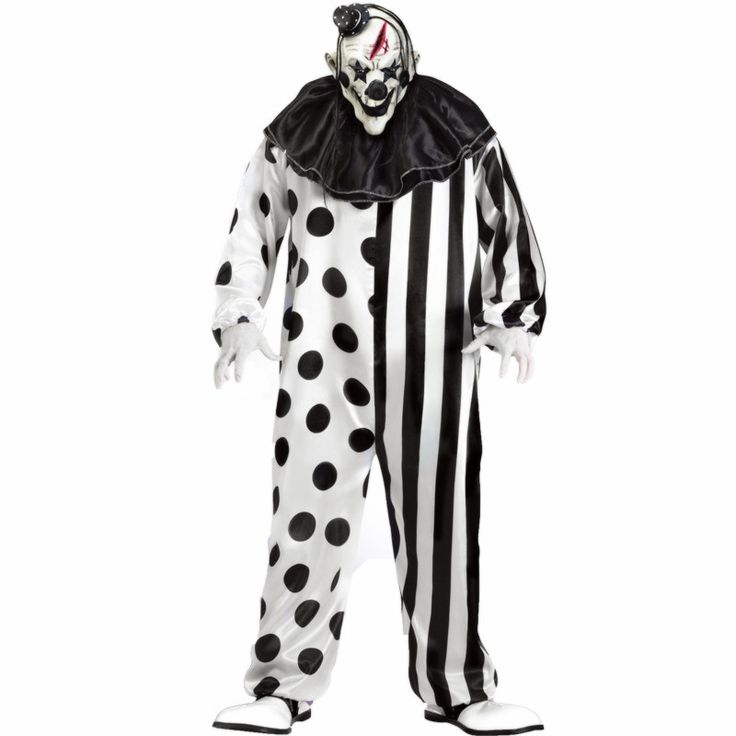2017 plus size striped kill clown party costumes men jumpsuit mask killer clown costume Halloween scary Party cosplay costumes   Welcome To Our Store    About Our Store:  1) Alice Costumes Shop is an aliexpress online store which provides the best products and service to all customers.  2) Outstanding quality! Factory Price!  3) Welcome wholesalers, distributors, resellers and agent request!!!  4)...