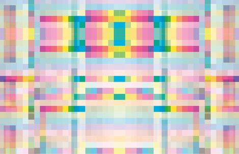 Pixel fabric by arrpdesign on Spoonflower - custom fabric