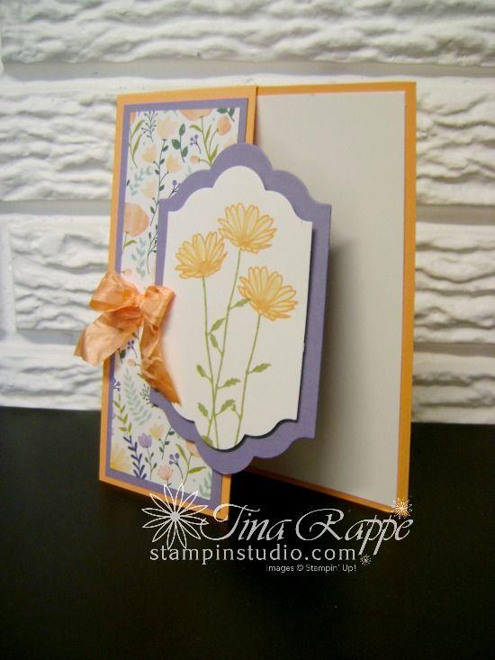 Stampin' Up! Daisy Delight stamp set, Delightful Daisy Designer Series Paper, Stampin' Studio