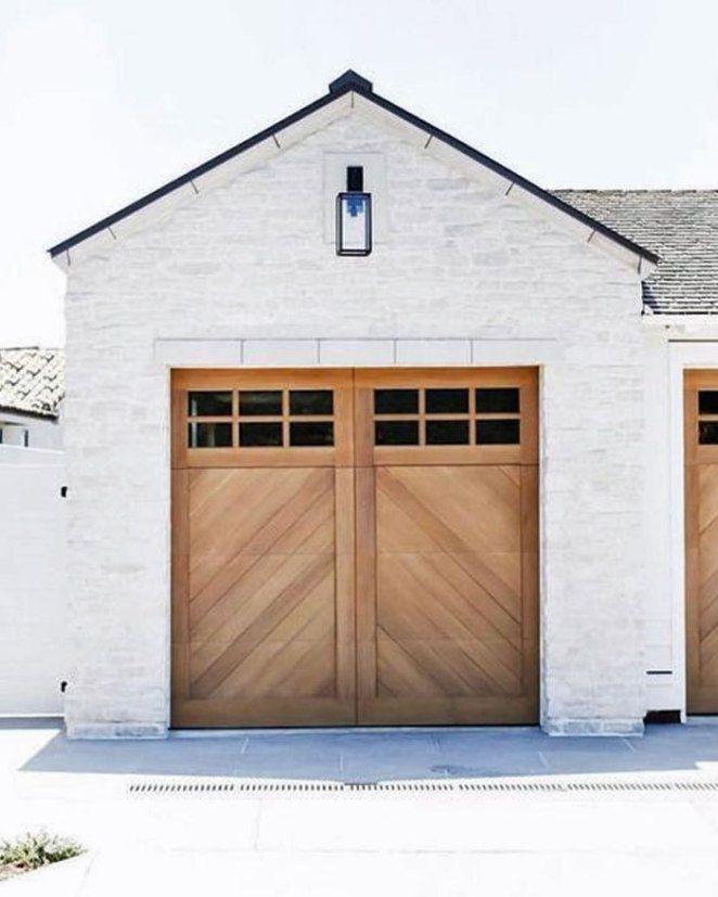 25 Gorgeous Garage Doors In 2020 Garage Door Design Modern