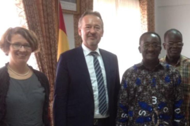 Germany To Partner Ghana In Agricultural Development