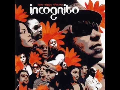 """INCOGNITO. """"Everybody Loves The Sunshine"""". 2007. version album """"Bees+Thi..."""