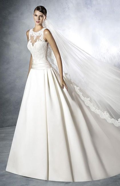 Robe de mariée White One 2016 Modèle 16WO-Julisa  Robes de mariée ...
