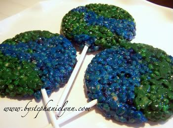 These would be fun for an Earth Day treat!