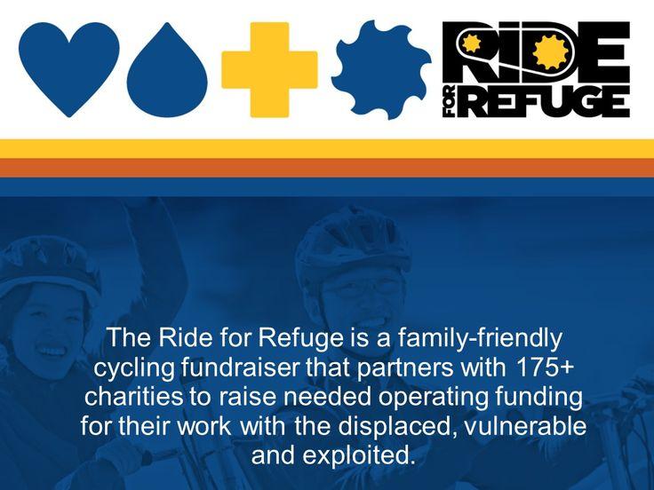 Ride for Refuge 2014