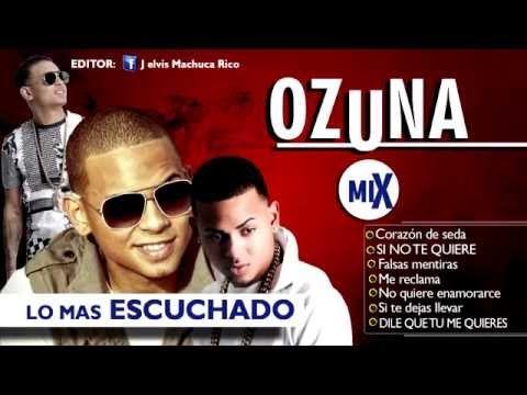 ozuna mix completo - YouTube