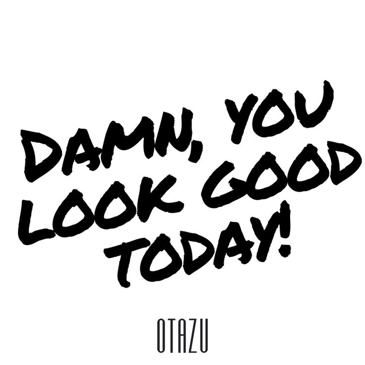 And that smile?! Wow. 😍  #happymonday #fashionquotes #positivity