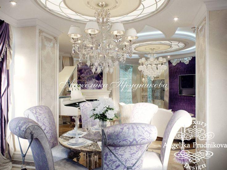 Дизайн интерьера квартиры на Староволынской в стиле Ар Деко - фото