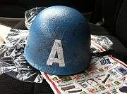 DIY WW2 Captain America Helmet