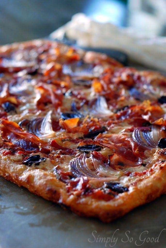 Simply So Good: Slab Pizza Pie