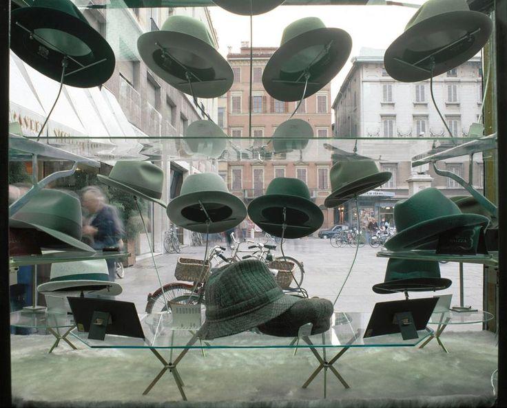 Parma, 1985 (Il profilo delle nuvole) Luigi Ghirri.