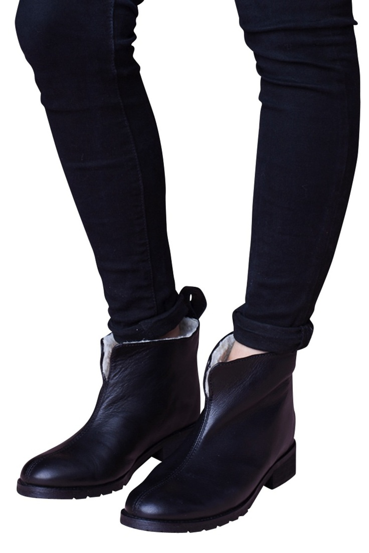Low Ankle Boots