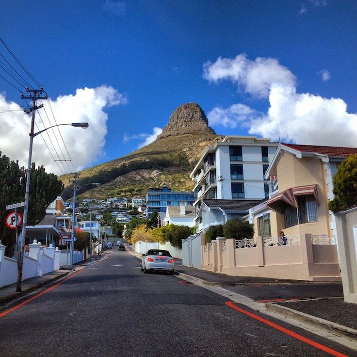 Lions Head, Fresnaye, Cape Town
