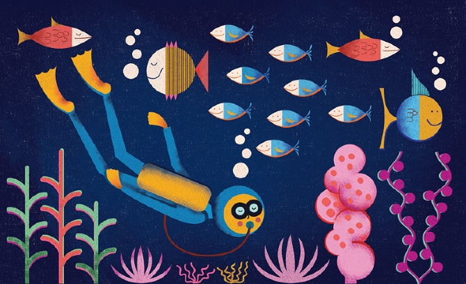 Centroamérica - Monica Andino I Design & Illustration