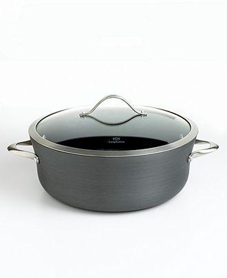 Calphalon Contemporary Nonstick Dutch Oven, 8.5 Qt. - Cookware - Kitchen - Macy's  #OnlineShopping  #Cookware  #SpecialtyCookware