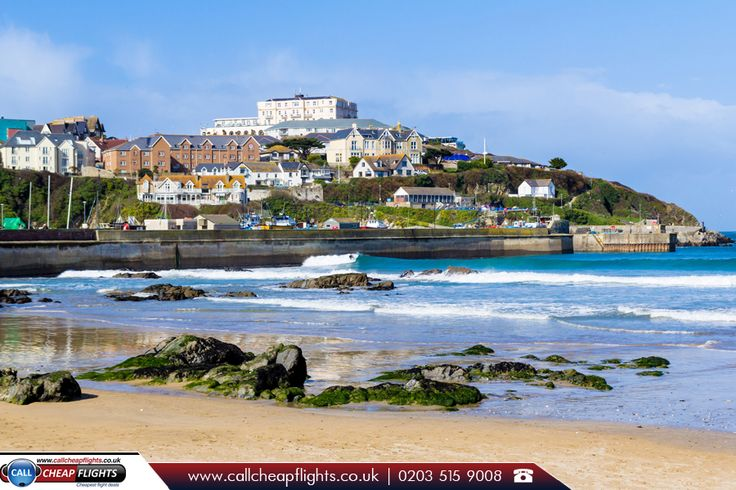 Towan Beach Newquay Cornwall England UK    |   #europe #picoftheday #pic #photo #travelphotography #beautiful #colourful #travellifestyle #booknow #bookonline #flightdeals #travel #travelbug #flights #flightstoengland #worldtravel #ccf #callcheapflights #travelagents #travelagentsinuk #cheapflights    |     Fly with our #ExclusiveOffers: http://www.callcheapflights.co.uk/