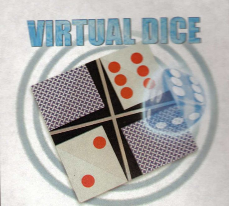 #Virtual dice - #astor. #close-up magic (video dem),  View more on the LINK: http://www.zeppy.io/product/gb/2/192073141827/