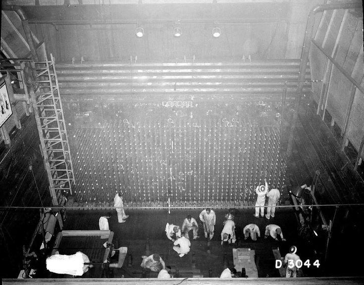 Hanford B Reactor - Hanford Site - Wikipedia, the free encyclopedia