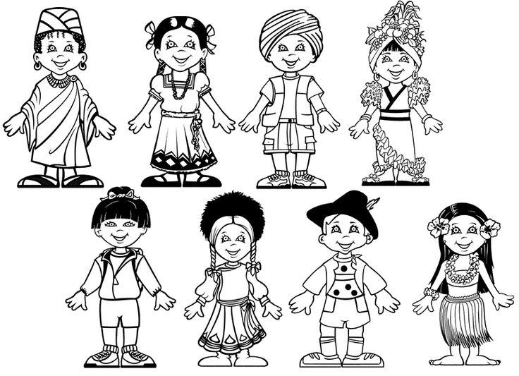 kids froum around the world