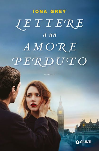The Italian edition of Letters to the Lost- Lettere a un Amore Perduto
