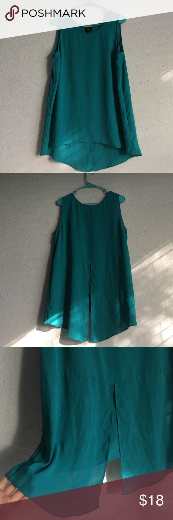 top ideas about s interview questions teal sleeveless blouse light polyester sleeveless blouse top back slit lower back i