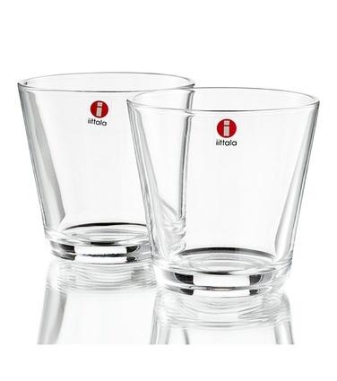 Iittala Kartio glasses, light