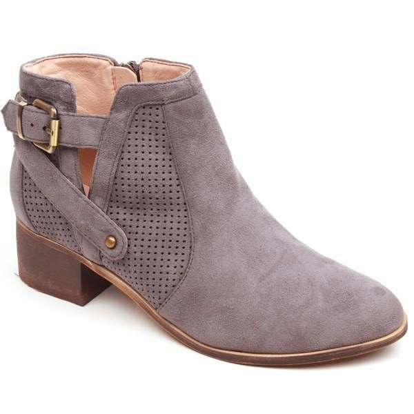 b7589776c47 Buckle Ankle Bootie | Shop Sami Rae | Ankle booties, Ankle, Booty
