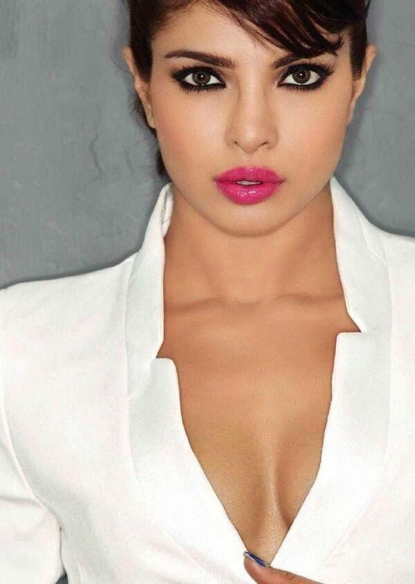 Priyanka Chopra : White Formals #Upcoming #Bollywood