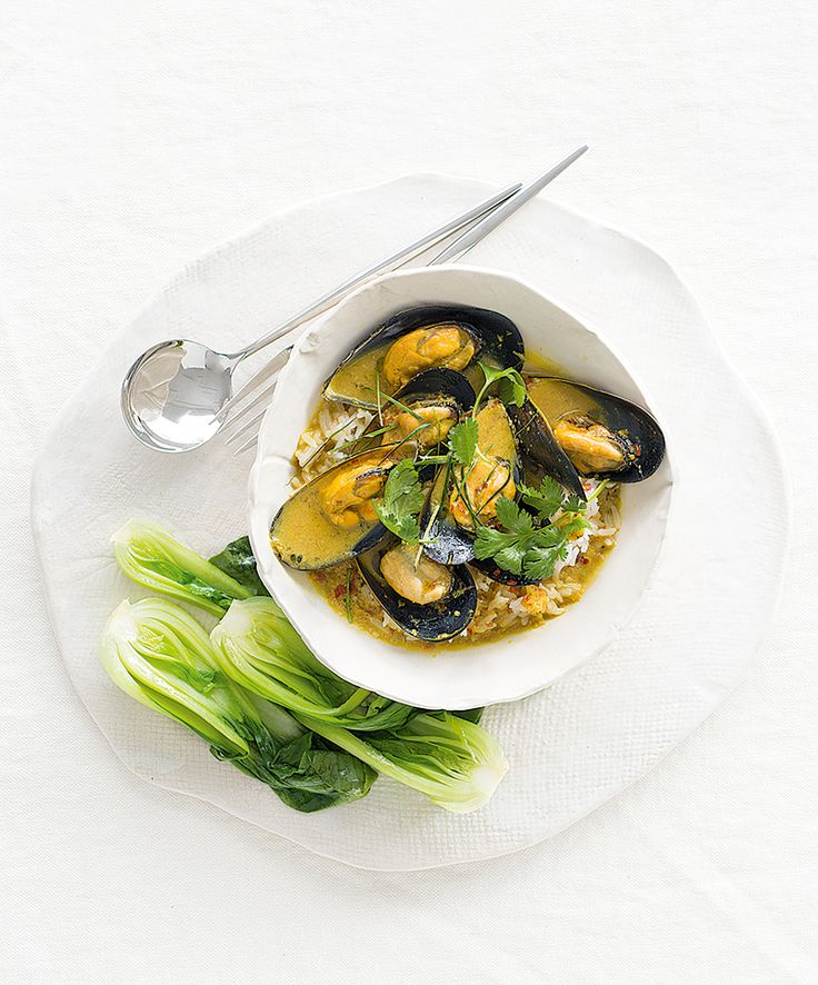 Love mussels but not sure how to cook them? Try this delicious and simple curry recipe.