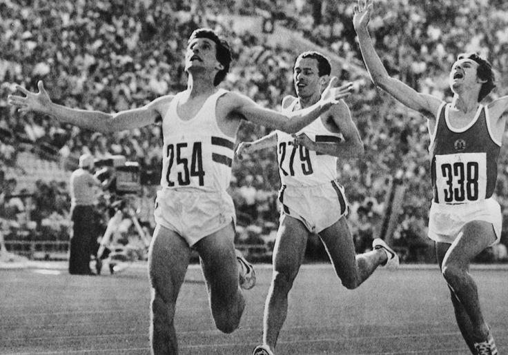 WATCH: Two-time Olympic 1500m champion, Sebastian Coe's Top 5 Races - Runner's Tribe